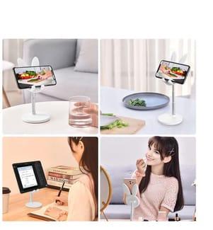 Tablet-Halterung /Smartphone - Weiss