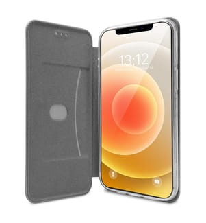 Schutzetui iPhone 12 & 12 Pro - Schwarz