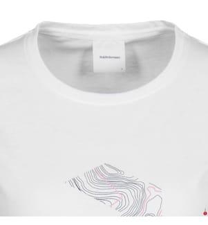 T-Shirt Explore - Weiss