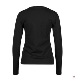 T-Shirt Ground - Schwarz