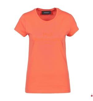 T-Shirt - Korallenrosa