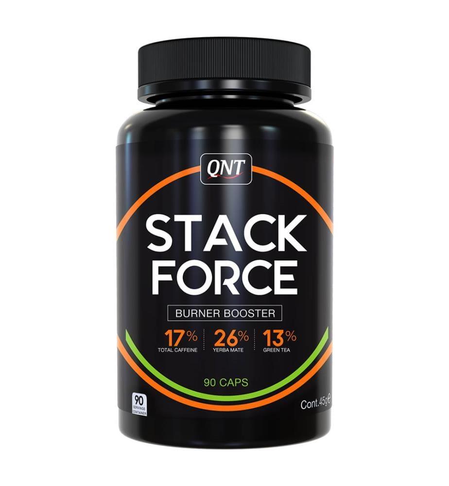 Stack Force Burner Booster 90 Kapseln