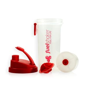 FUELSHAKER - Classic Red 500 ml